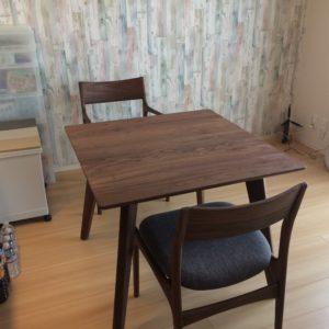 2018年7月14日 納品レポート 社外製テーブル・椅子