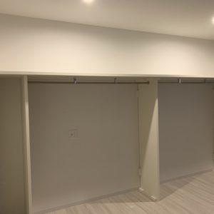 壁面収納棚