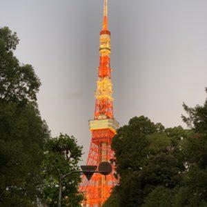 ちょっと東京に行ってきました