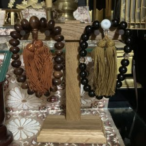 お数珠スタンドの製作